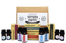 Essential Oil Recipe Boxes - Simply Earth's Essential Oil Boxes Supply Oils and Easy-to-follow DIYs