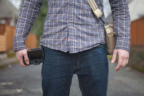 Sturdy Camera Clip Holsters