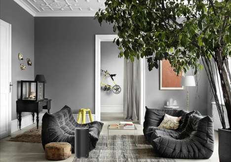 Demure Designer Home Speakers
