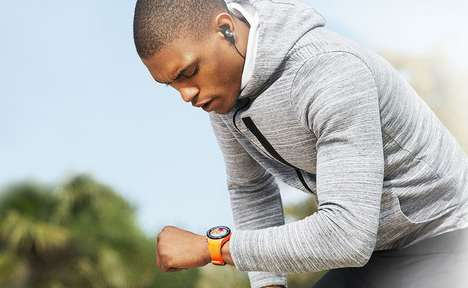 4G-Enabled Sport Smartwatches
