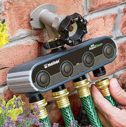 Smart Garden Hose Controllers