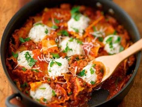 Hassle-Free Lasagna Recipes