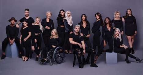 Diversity-Promoting Beauty Ads