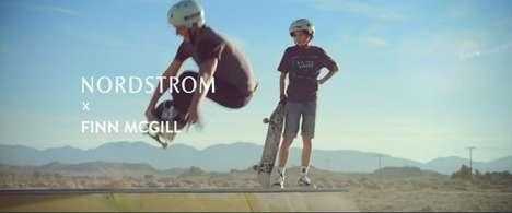 Tween Skateboarder Campaigns