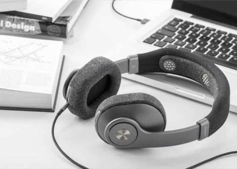 Mind-Measuring Headphones - The 'Mindset' Headphones Improve Your Concentration with EEG