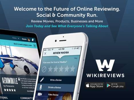 Community Social Review Platforms