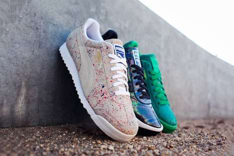 Sneaker collections incorporate festive holiday drops