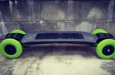 Balanced Electric Longboards