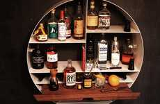 Mixologist Wall Bars