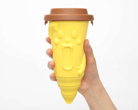 DIY Milkshake Cups