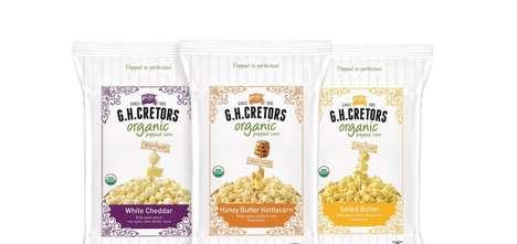 Fair-Inspired Popcorn Snacks