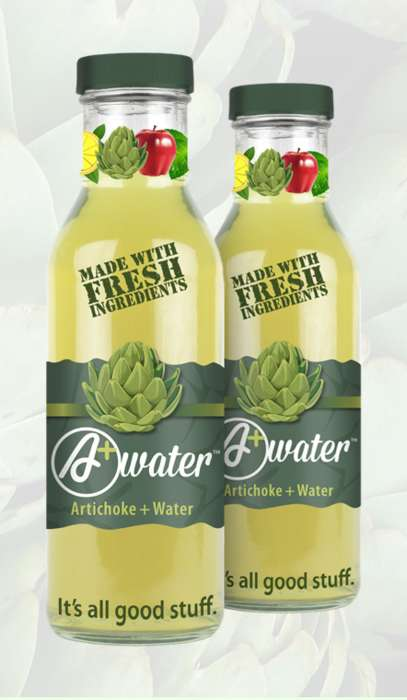 Artichoke Water Beverages