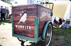 Nitro Coffee Carts