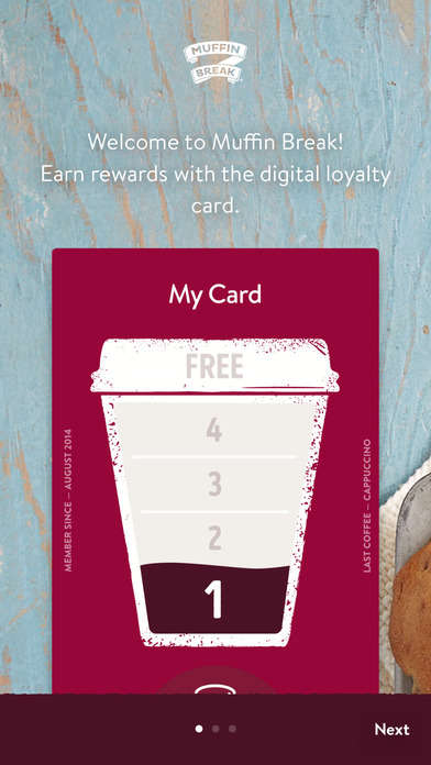 Coffee-Earning Loyalty Apps
