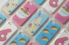 Toronto Foodie Phone Cases - This Collection From Toronto's Finest Includes a Drake iPhone Cover