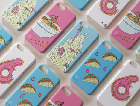 Toronto Foodie Phone Cases