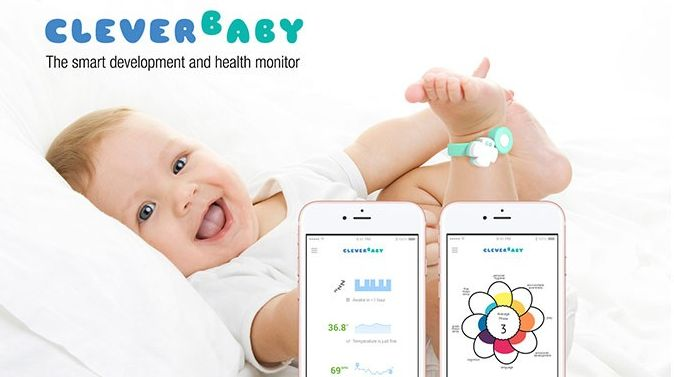 Wearable Baby Monitors