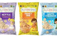 Wholegrain Kid-Friendly Snacks