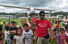 Antivenom-Delivering UAVs - The WeRobotics Cargo Drone Brings Medicine to the Peruvian Amazon