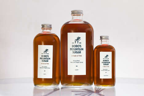 Wood-Fired Maple Syrups
