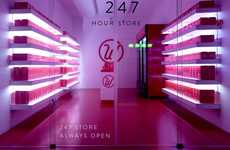 Staffless Convenience Stores - Wheelys 247 in Shanghai Introduces a Convenience Store of the Future