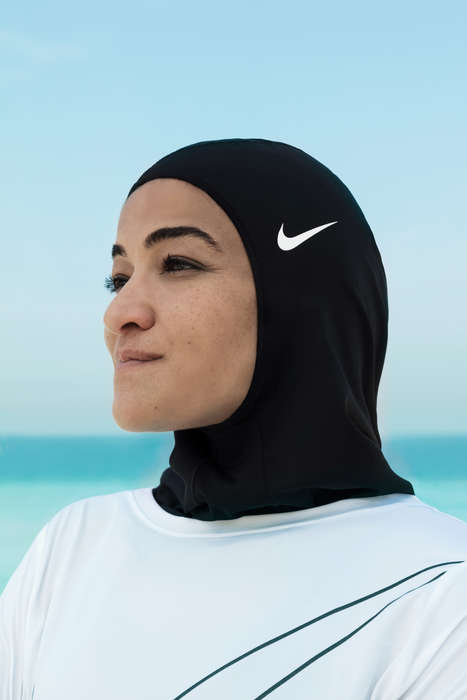Branded Sportswear Hijabs - Nike Created the Pro Hijab for Female Muslim Athletes