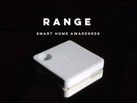 Smartphone-Tracking Home Hubs