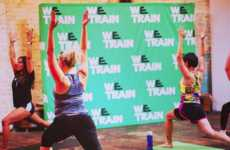 Social Fitness Clubs - The WeTRAIN Platform Makes It Easy for Trainers to Organize Exercise Classes