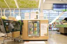 In-Store Juice Bars - Whole Foods Market Now Features a DIY Fresh Juice Bar by Juicero