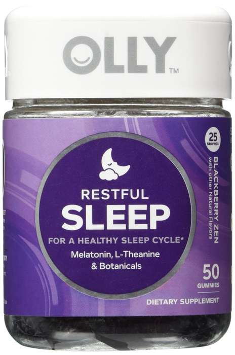 Sleep Cycle-Correcting Supplements