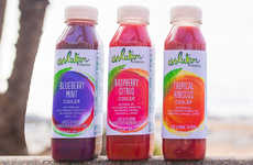 Cold-Brewed Tea Juices