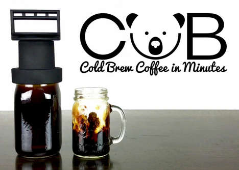 Expedited Cold Brew Systems