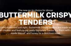 Buttermilk-Fried Chicken Tenders - McDonald's is Testing Buttermilk Crispy Tenders in North Carolina