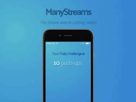 Micro-Challenge Habit Apps