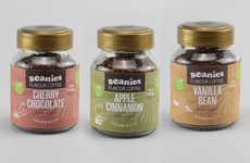 Vitamin-Enriched Instant Coffees - Beanies Flavour Coffee Comes in Several Distinct Flavor Options