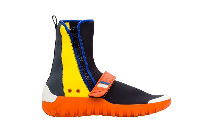 Scuba-Inspired Shoes