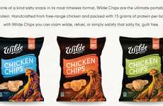 Chicken Protein Chips