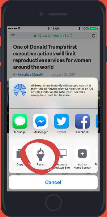Crowdsourced Activism Apps