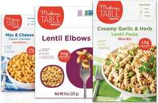 Protein-Rich Meal Kits - Modern Table Meals' Healthy Meal Kits Boast Plant-Based Proteins