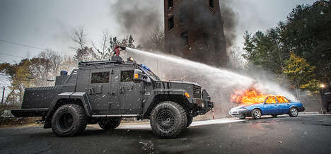 Armored Fire Truck Alternatives