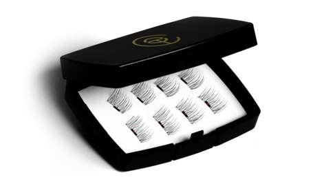Magnetic False Eyelashes - One Two Cosmetic's Glue-Free Design Offers a New Way to Wear Lashes