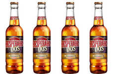 Tequila-Flavored Beer - 'Desperados Dos' is a New Flavored Beer from Heineken