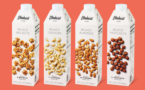 Nutrient-Dense Nut Milks