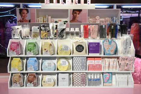 Cultural Beauty Kiosks - Nordstrom's K-Beauty Counter Spotlights the Best in Korean Skincare
