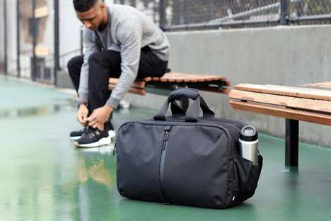 Ventilated Quick-Dry Gym Bags