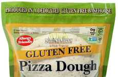 Allergy-Friendly Pizza Dough - Wholly Wholesome's Gluten-Free Pizza Dough is Conveniently Pre-Made