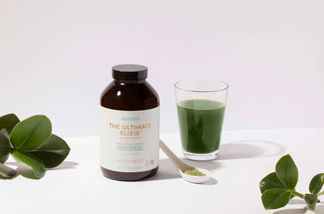 Alkalizing Superfood Powders - This Live Ultimate Elixir Boasts Clean, Beneficial Ingredients