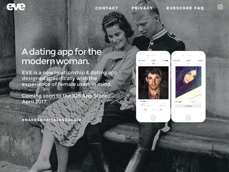 User-Scoring Dating Apps