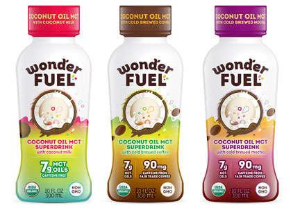 Full-Fat Coconut Drinks