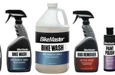 Motorcycle-Specific Cleaners - BikeMaster's Cleaning Supplies are Designed to Keep Two-Wheelers Safe